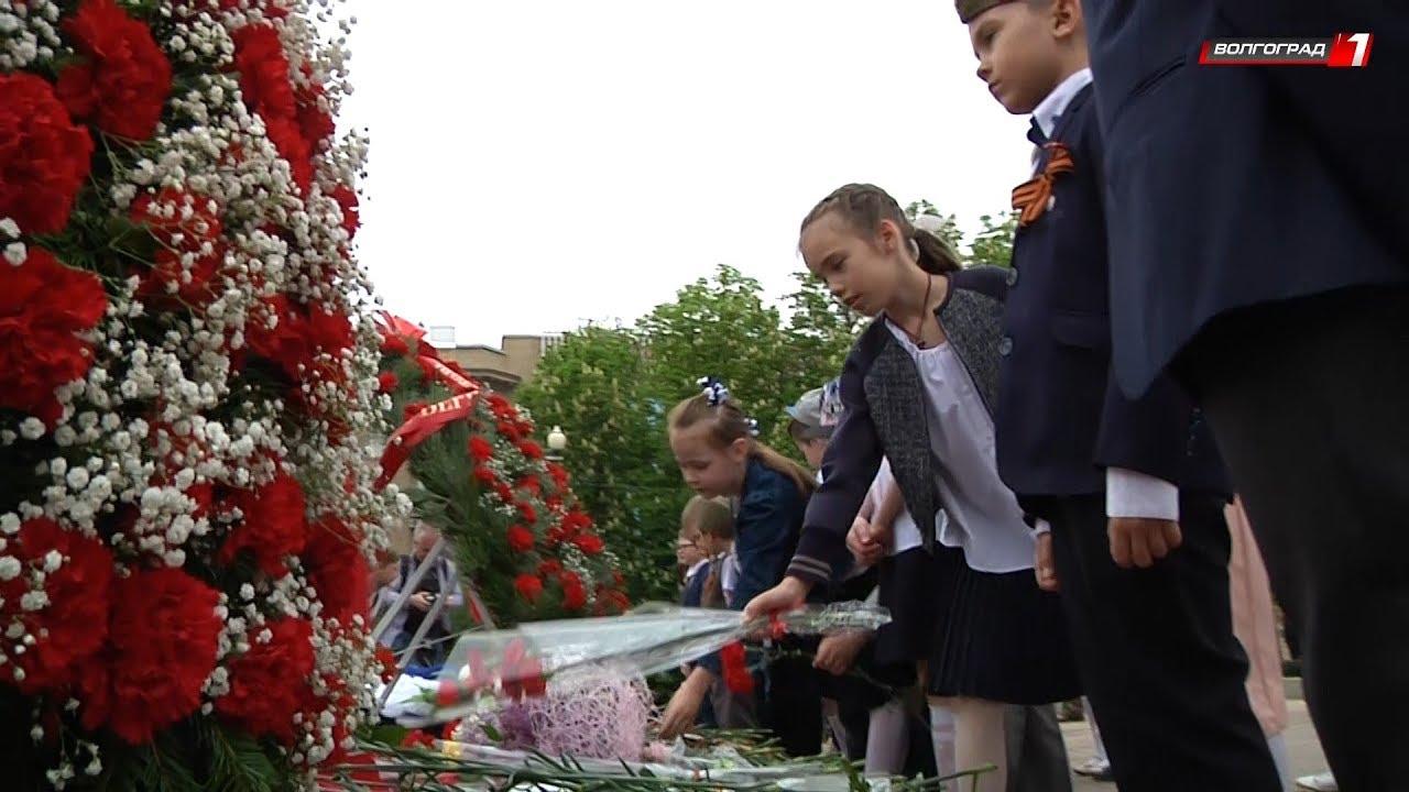 ВВолгограде «Родина-мать зовет!» засияет «Светом Великой Победы»